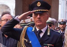 Il comandante Sforza: «Ho servito la mia città con il cuore, ora la famiglia e le mie passioni»