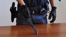 Dopo la lite spunta il coltello: cremasco denunciato