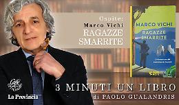 """Marco Vichi: """"È tutta colpa di Dürrenmatt"""""""
