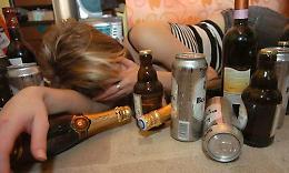 Alcol, sempre più ragazze finiscono in ospedale