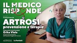 «Il medico risponde»,  la dottoressa Viola: «L'artrosi è invalidante,  ma ci sono terapie preventive»