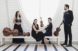 Le note ottocentesche del Stradivari quartett all'Auditorium Arvedi