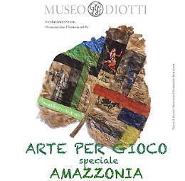Museo Diotti, «L'Amazzonia deve vivere»: ultima settimana per vedere la mostra