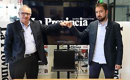 Pizzighettone, il faccia a faccia tra Giancarlo Bissolotti e Luca Moggi