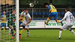 Pergolettese, pareggio di rimonta: con la Virtus Verona è 2-2