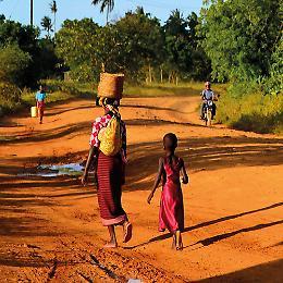 Sulle strade del Kenia