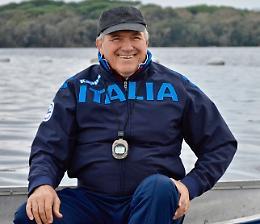 Oreste Perri, 're' della canoa italiana e non solo
