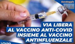 Covid e influenza, doppio vaccino in contemporanea: sei d'accordo?