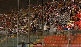 Allo Zini più tifosi: negli stadi la capienza al 75%