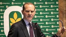 """Giansanti: """"Con le agroenergie nuove opportunità di reddito"""""""