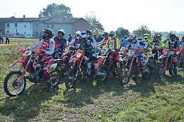 12esimo Enduro del Casalasco, in gara quasi 400 iscritti