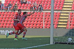 Cremonese, con il Benevento gara equilibrata e 1-1 finale