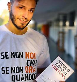 La «Fortuna» di Nicolò  Govoni: «Io, nato dalla parte giusta»