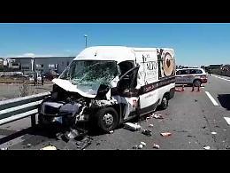 IL VIDEO - Incidente mortale sulla Paullese