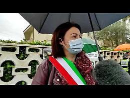 """VIDEO Il sindaco Festari: """"Per padre Gigi organizzeremo una grande festa"""""""