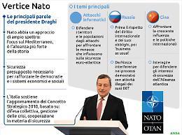 Gli Stati Uniti compattano la Nato contro le minacce della Cina e della Russia