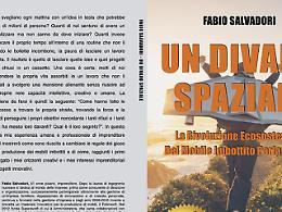 """Comunicato Stampa: Fabio Salvadori lancia """"Un Divano Spaziale"""": subito Bestseller"""