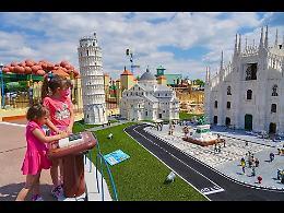 Veneto in zona bianca, riapre il parco divertimenti di Gardaland