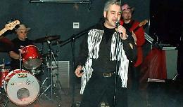 Al Sound di Soresina la rock'n'roll band Johnny Kellog And The Cornflakes