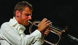 Il trombettista Fabrizio Bosso al Blue Note di Milano Domenica 8