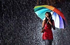 Settimana tra sole e acquazzoni, clima caldo e umido