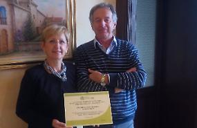 Humana eco-solidarity Award 2016 al Comune di Piadena