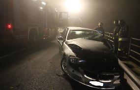 Terribile schianto sul ponte Verdi, muore 60enne di Motta Baluffi
