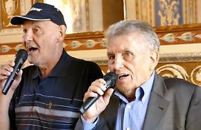 Duo di Piadena, Delio e Amedeo una storia folk