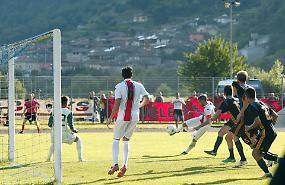 Amichevole Pisa-Cremonese 1-0 - 14' GOL DEL PISA