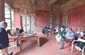 Torna a splendere Palazzo Abbaziale