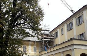 Istituto Pacioli, l'ala centrale rimane senza bagni