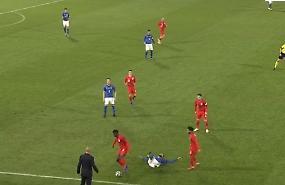 Castrovilli e Bastoni titolari contro l'Inghilterra