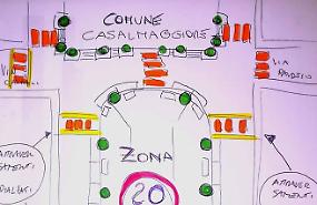 'Zona 20' in piazza? Leoni e Ruberti a Slow Town: «La sperimentazione non si farà. Stop a questi giochetti»