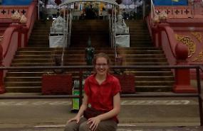 In Thailandia per il quarto anno di liceo