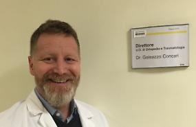 Medico casalese neo primario di Ortopedia