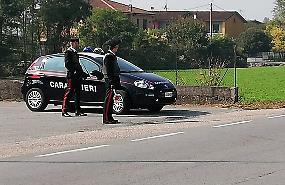 Carabinieri, servizio di controllo del territorio ad 'alto impatto'