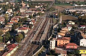 «Lavori sulla ferrovia, rumori oltre i limiti»