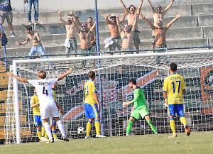 Pergolettese sconfitta al Voltini, la Pistoiese passa 2-0