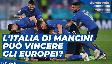 L'Italia di Mancini nelle prime uscite del campionato europeo di calcio sta impressionando tutti: gioco scintillante, tanti gol e difesa di ferro. Può vincere il torneo?