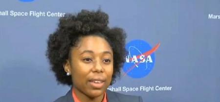 A 22 anni progetta razzi per la NASA e non è ancora laureata