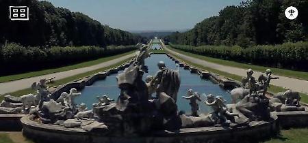"""La Reggia di Caserta, """"l'ottava meraviglia"""""""