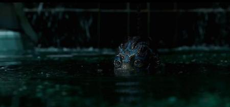 'Shape of water', il fantasy storico di Guillermo Del Toro