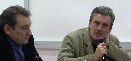 """Manzini e il noir 'scorretto': """"Non credo negli eroi, Schiavone personaggio vero"""""""