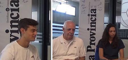 VIDEO Volley E Altro, la puntata di venerdì 14 giugno 2010 con Antonucci, Mesturini e Dester