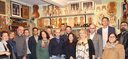 FOTO Degustando in Bottega si svela a Cremona