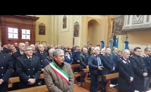 VIDEO Celebrazione della Virgo Fidelis, patrona dei carabinieri