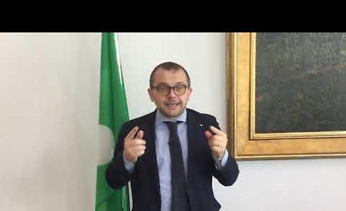 """VIDEO L'appello dell'assesore Rolfi: """"Acquistate prodotti lombardi"""""""