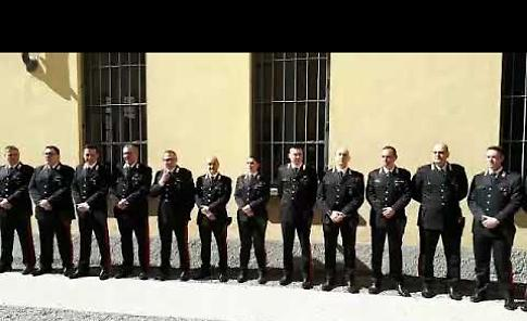 VIDEO L'incontro alla media Vailati tra i 51 ragazzi e i carabinieri salvatori