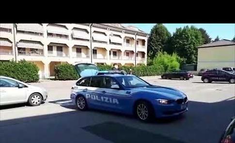 VIDEO Sparatoria a Pandino: ucciso in strada a colpi di arma da fuoco