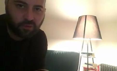 #screamchallenge, Giuliano Sangiorgi canta i Deep Purple per dire no al bullismo